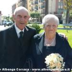 ANDORA  coppia 65 anni anni matrimonio