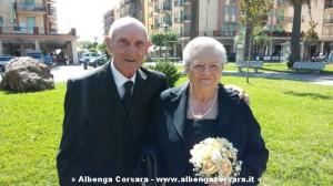 ANDORA_ coppia 65 anni anni matrimonio