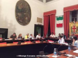 Albenga Consiglio Comunale 2014 2