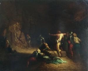 Delacroix - La gara dell'Arco