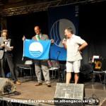 Expo Finale Consegna sindaco Bandiere Blu e Lilla