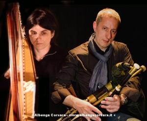 Fabio Rinaudo e Elena Spotti