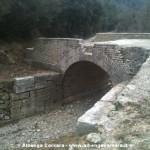 Finale Ligure uno dei ponti romani della Val Ponci
