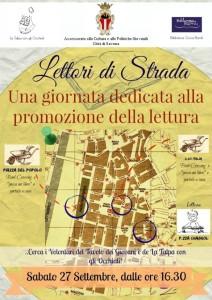 LETTORI DI STRADA 27-9-2014