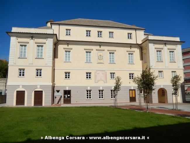 Palazzo Tagliaferro - Andora 2014