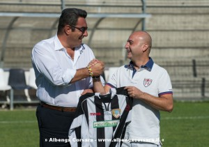 Roberto Schneck nuovo Vice Presidente Albenga Calcio