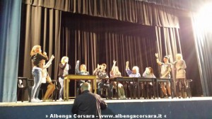 Teatro Ambra Albenga-scuola di teatro Mesiano-Caprile