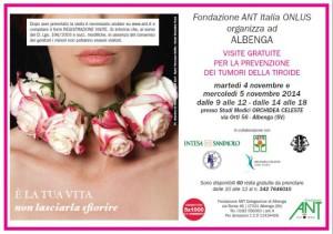 ANT Albenga tiroide 2014