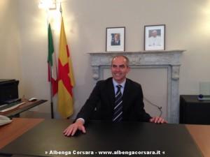 Giorgio Cangiano - sindaco di Albenga
