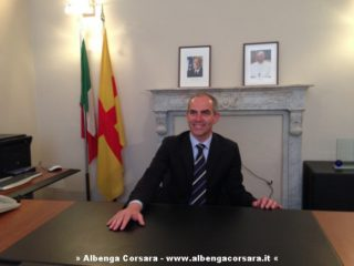 Giorgio Cangiano sindaco di Albenga
