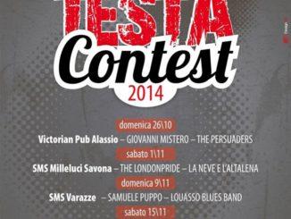 Su La Testa Contest 2014