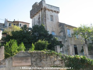 Torrione - prima parte restauri ottobre 2014