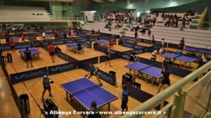 panoramica del torneo Giovanile di Este