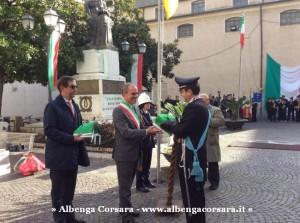 3 - Cerimonia IV Novembre - Albenga 8-11-2014
