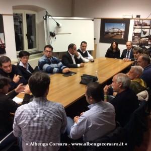 3 Sopralluogo e tavolo verde Albenga 26-11-214