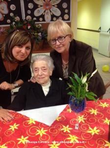 Angela 107 anni