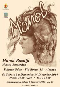 Bozuffi mostra Albenga
