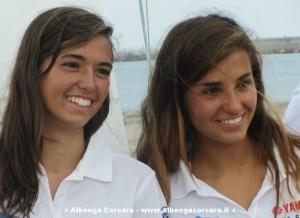 Carlotta Omari e Francesca Russo Cirillo