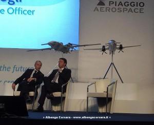 Matteo Renzi - Piaggio Aerospace Villanova d'Albenga 7-11-2014