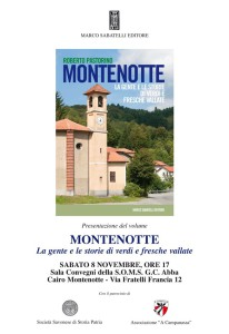 Montenotte 8-11-2014