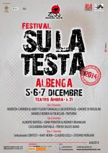 SuLaTesta programma 2014