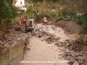 messa in sicurezza zona Moltedo centro - Andora
