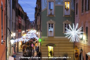 Loano illuminaz Natale