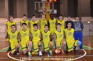 Under 17 Alassio Basket 2
