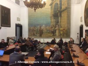 1 Presentazione Sipario restaurato Albenga
