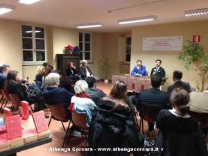 Libri a Palazzo I Albenga 9-1-2015