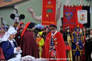 Loano carnevale 2012 Piazza Italia 2
