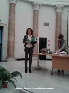 Maria Grazia OIiva Premio AIB