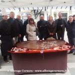 2 Inaugurazione Art Ciocc cuore cioccolato