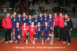 3 - Volley Carcare