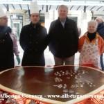 5 Inaugurazione Art Ciocc cuore cioccolato 3