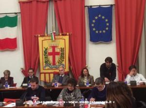 Consiglio Comunale Albenga 24-2-2015