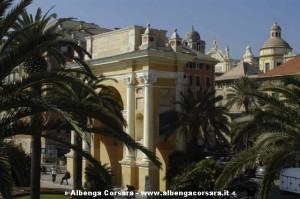 Finale Ligure Arco Margherita di Spagna