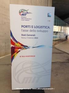 Porti e logistica  Stati generali 9-2-2014