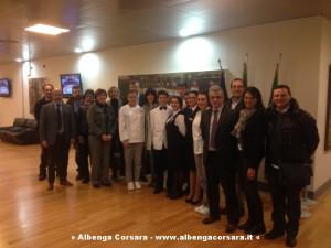 progetto Italian Food Riviera Class Genova 4-2-2015