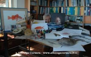 2 - Maurizio e Nadia nello studio