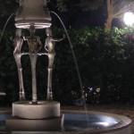 3 Capoccia satiri 7690 R scultura