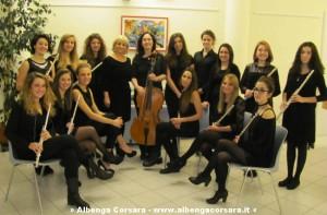 Foto donne in concerto