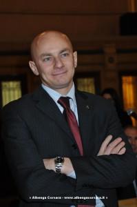 Genova premio LBJ imprenditore anno 2008