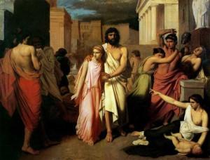 Gillett  Hankey Oedipo e Antigone