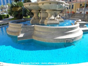 Fontana Alassio