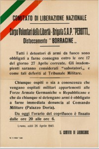 Loano ANPI 1945
