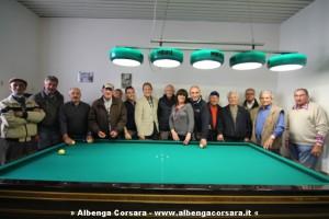 ANDORA DONAZIONE BILIARDO