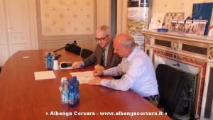 Antonio Bruno firma le proposte