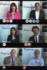 Candidati regionali