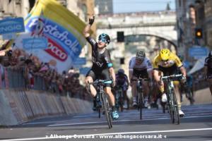 Viviani Giro 2015